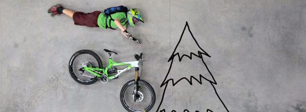 Video: 'An Unlikely Ride', un entretenido video en Stop Motion de Binary Bike