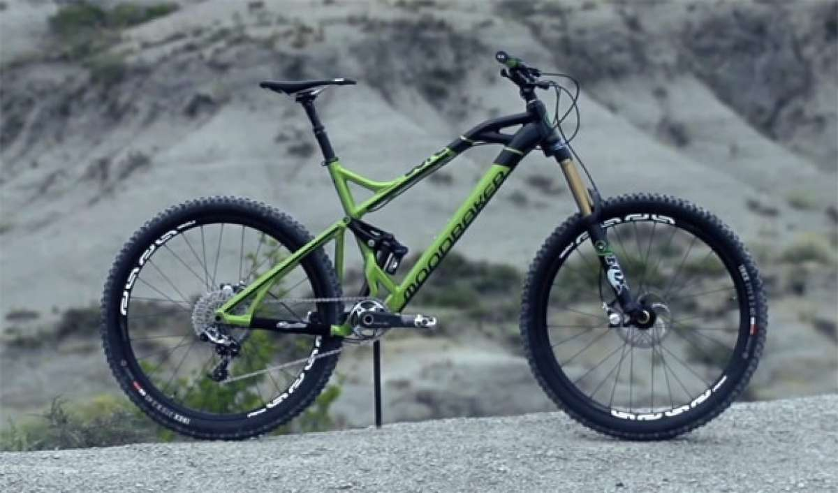 Video: La nueva Mondraker Dune XR de 2014