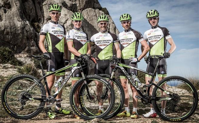 Video: Los mejores momentos del equipo Multivan Merida Biking Team durante la temporada 2013