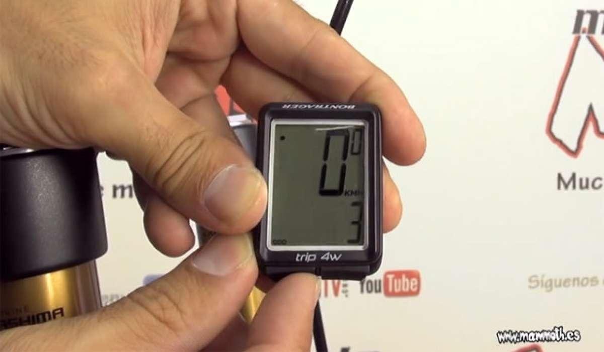 Video: Cómo instalar un cuentakilómetros en nuestra bicicleta de forma sencilla