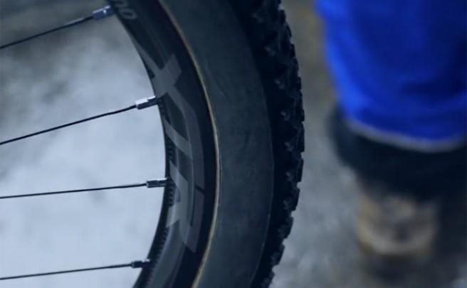 Video: Las nuevas ruedas tubulares Shimano XTR Carbon de 2014