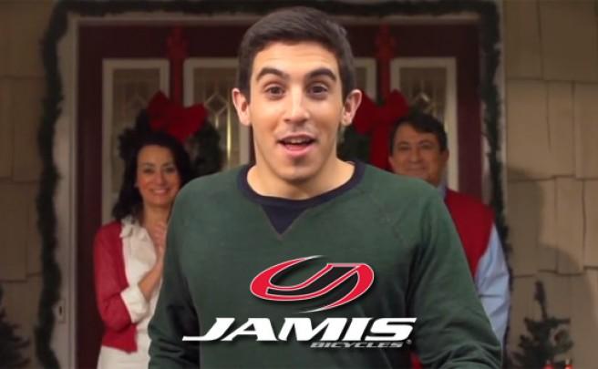 Video: Sensacional anuncio promocional de Jamis Bicycles para esta Navidad