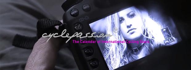 Video: Calendario CyclePassion 2014, detrás de las fotografías