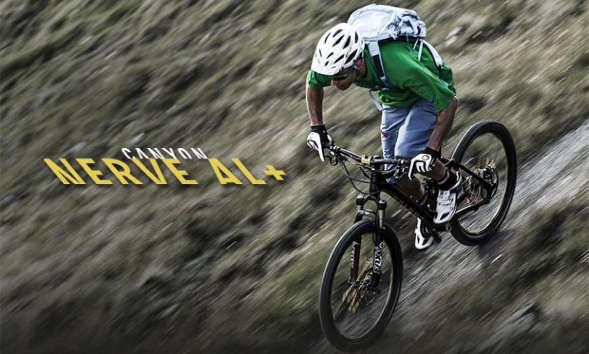Video: La nueva Canyon Nerve AL+ de 2014 en acción