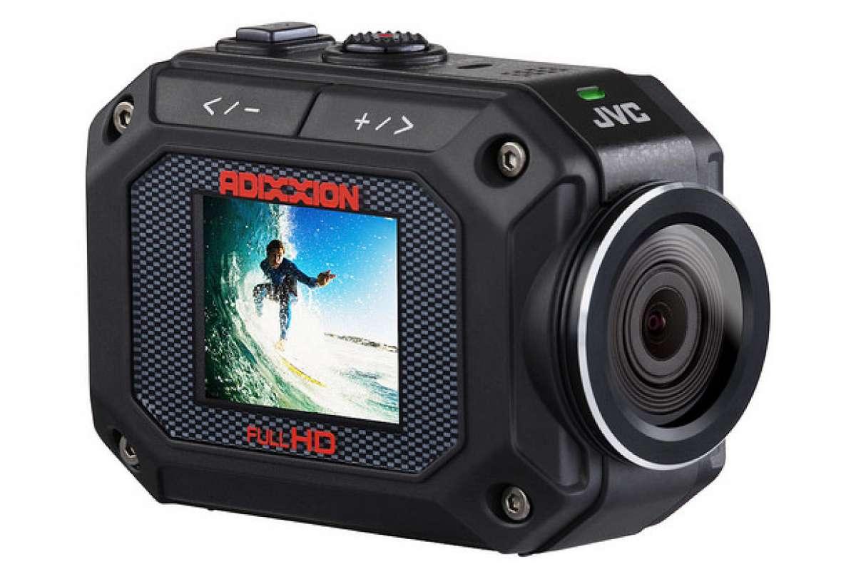 JVC Adixxion Action Cam: Nuevo modelo para la temporada 2014