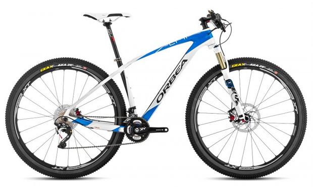 Orbea Alma 2014: Más rígida, más ligera y con nuevas medidas de rueda disponibles