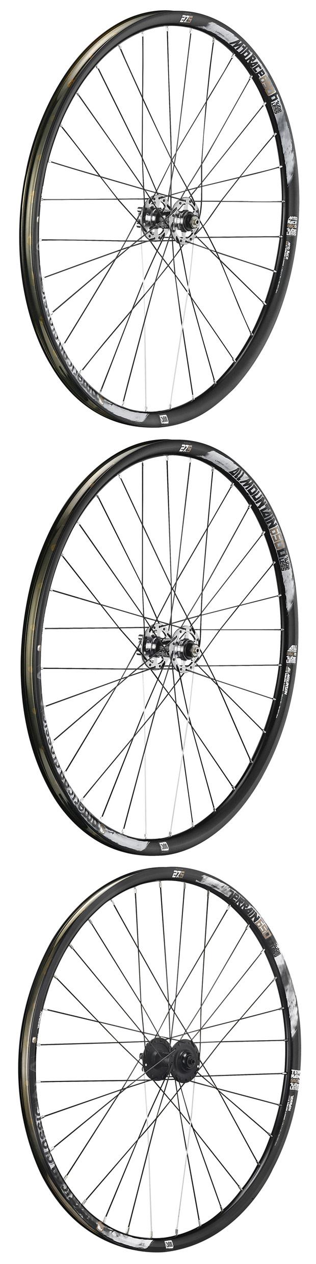 American Classic 2014: Nuevas ruedas de 27.5 pulgadas, nueva llanta 101 Tubeless y nuevo buje Lefty