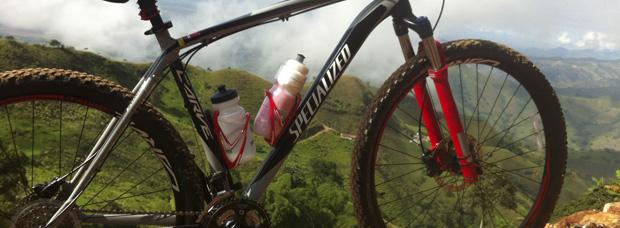 La foto del día en TodoMountainBike: 'Explorando la Cordillera Occidental (Colombia)'