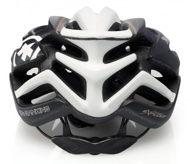 Nuevo casco Assos Jingo para la temporada 2014