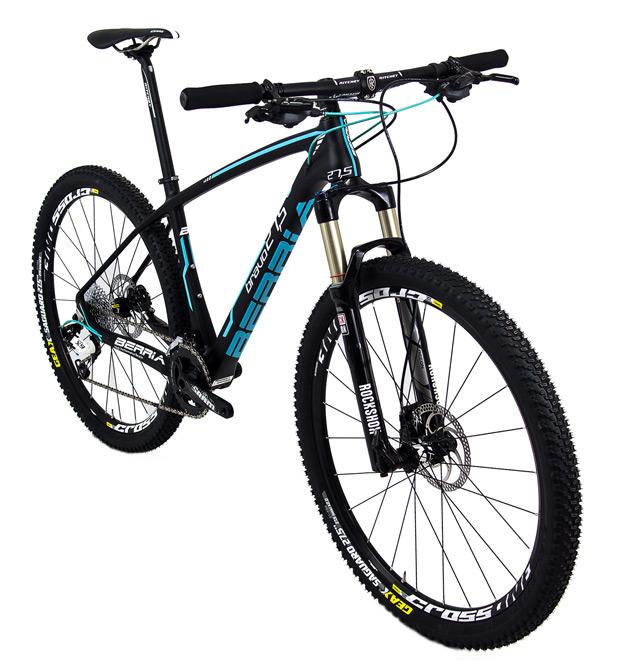 La nueva Berria Bravo con ruedas de 27.5 pulgadas de 2014