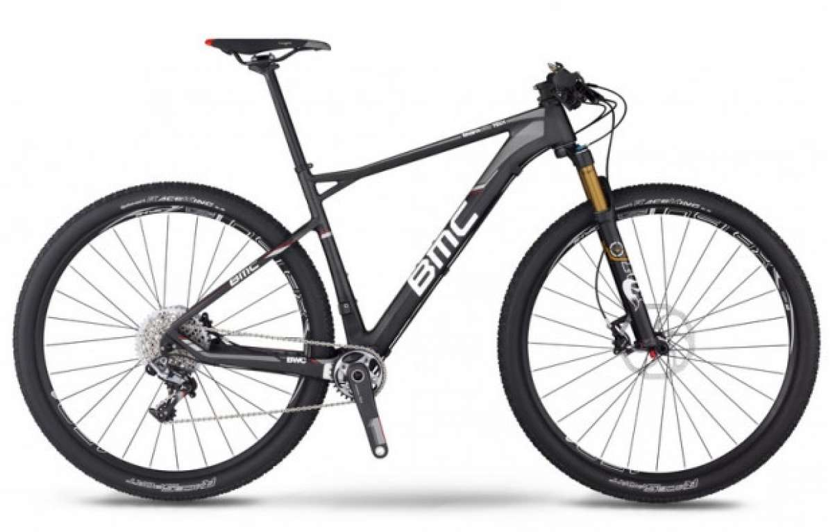 Las nuevas BMC Teamelite (XC) y Fourstroke (XC/Trail) de la temporada 2014
