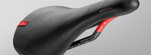 Nuevo sillín Bontrager Serano para los ciclistas más exigentes