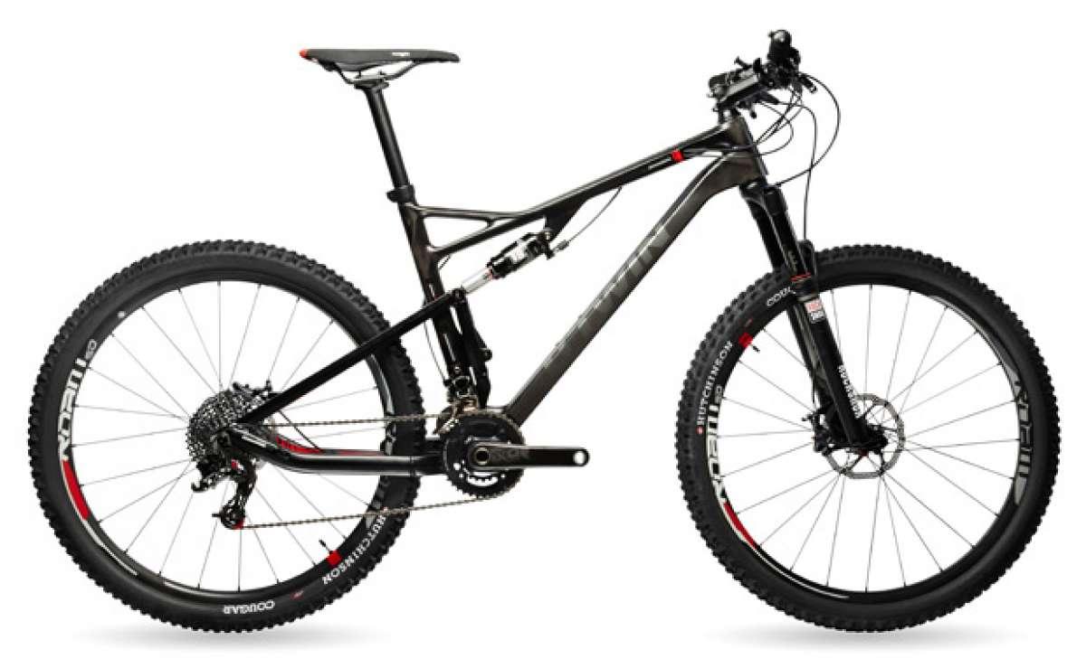 """Nuevas bicicletas de 27.5 pulgadas para el catálogo 2014 de B""""Twin"""