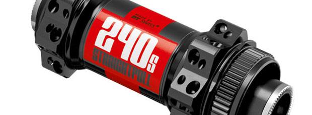 Lanzados los nuevos bujes 240S StraightPull para 2013 del fabricante DT Swiss