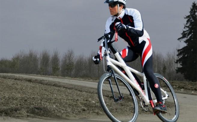 Video: VariBike, la bicicleta que se pedalea con los pies... y con las manos