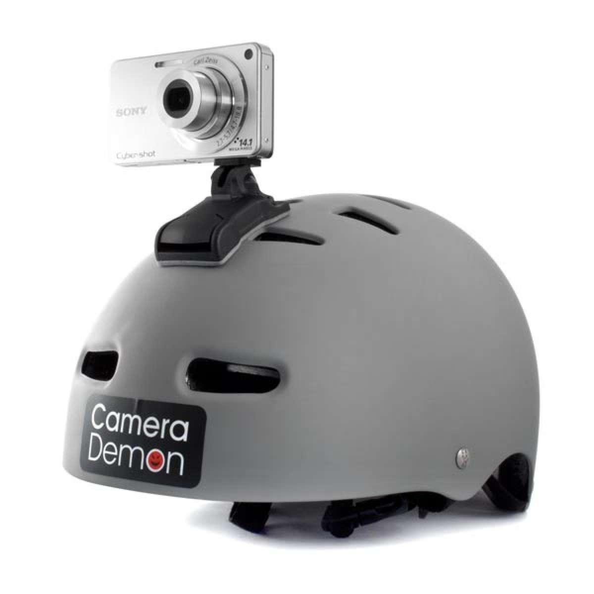 Camera Demon: Un nuevo soporte universal deportivo para todo tipo de cámaras fotográficas
