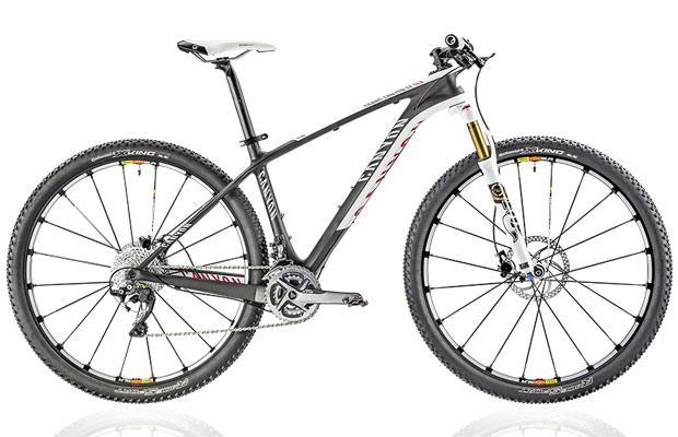Grand Canyon CF SLX 29: La máquina de carreras de Canyon para 2014
