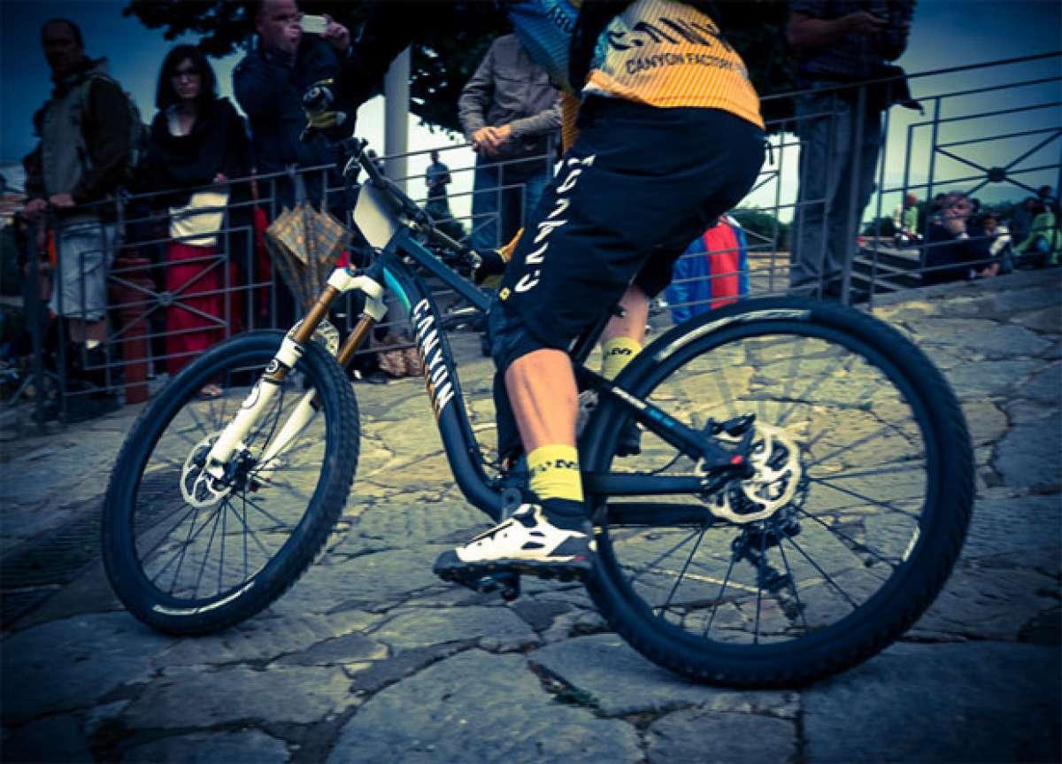 Sorpresa, sorpresa: ¿Una nueva bicicleta de Enduro del fabricante Canyon en camino?