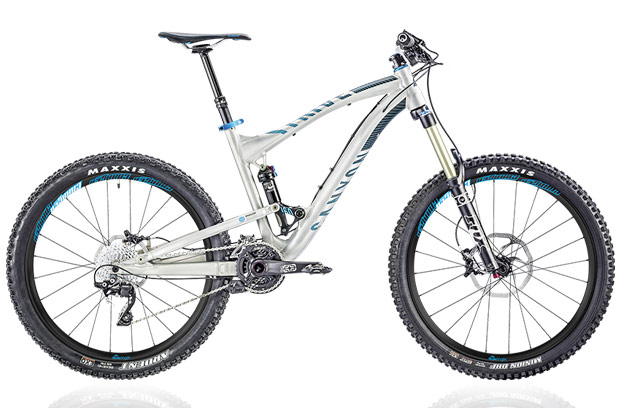 Canyon Strive AL 2014: Enduro en estado puro y duro