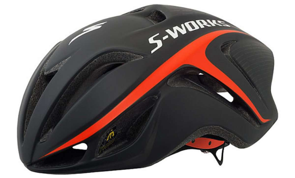 Specialized S-Works Evade: ¿El casco de carreras definitivo?