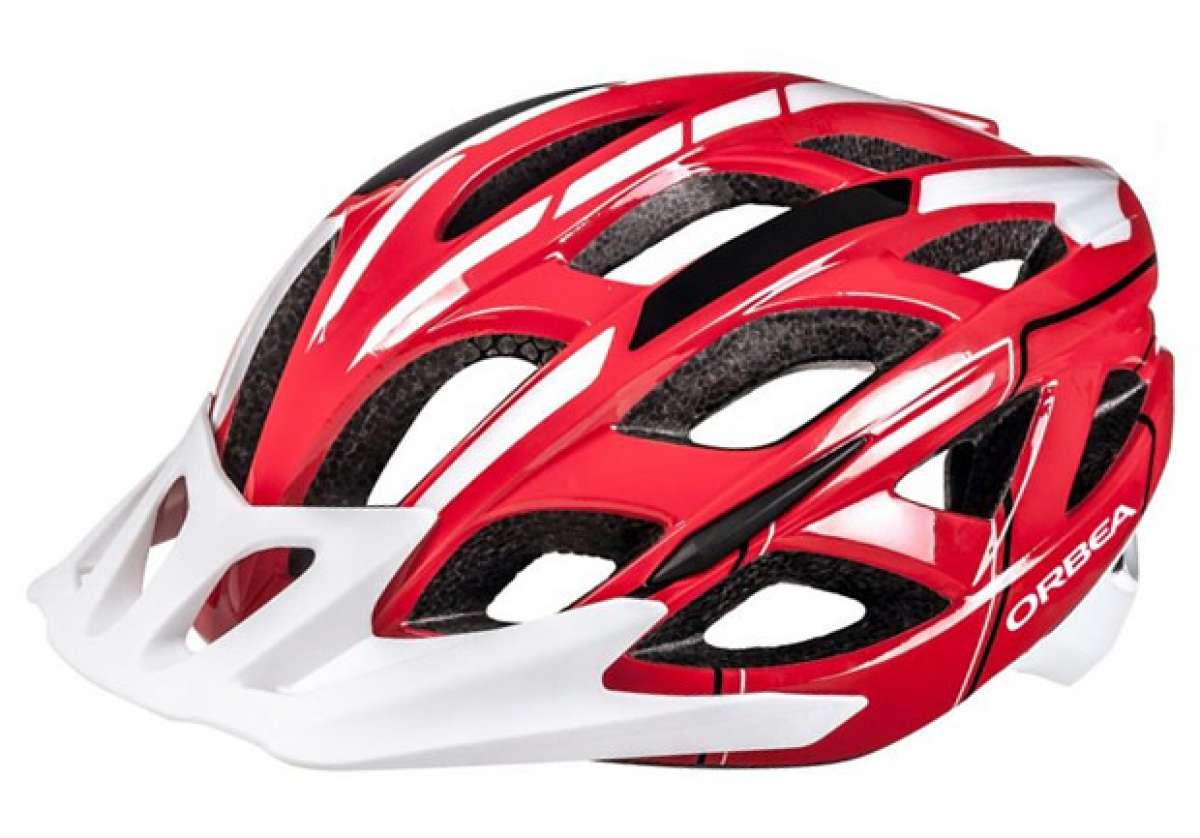 Orbea 2014: Los nuevos cascos Endurance M1, Endurance M2 y Sport City