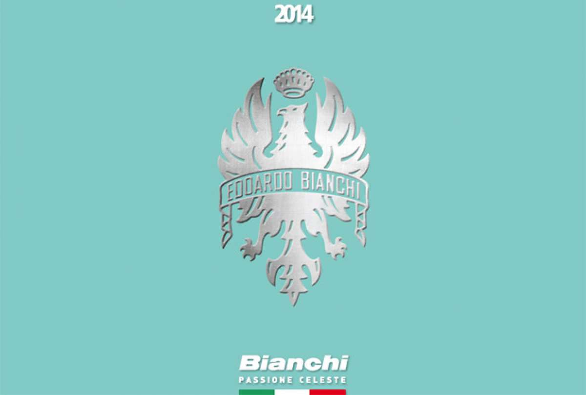 Catálogo de Bianchi 2014. Todas las bicicletas de Bianchi para la temporada 2014