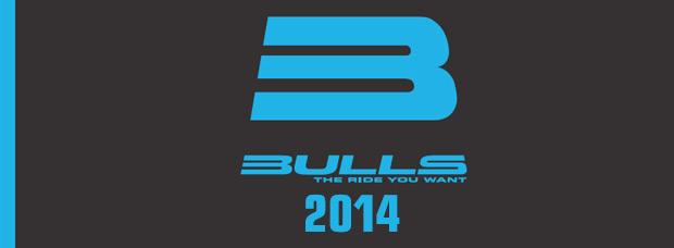 Catálogo de Bulls 2014. Toda la gama de bicicletas Bulls para 2014