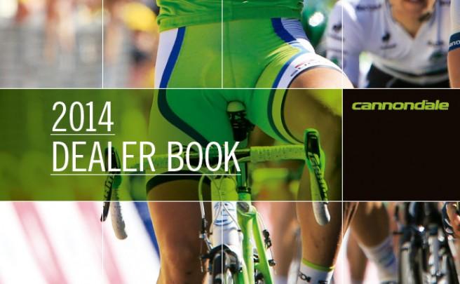 Catálogo de Cannondale 2014. Toda la gama de bicicletas Cannondale para la temporada 2014