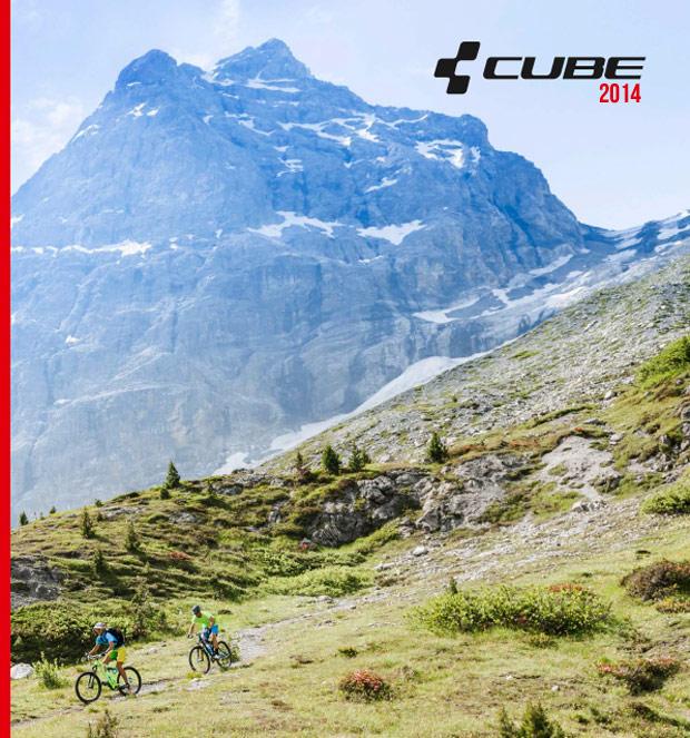 Catálogo de Cube 2014. Toda la gama de bicicletas Cube para 2014