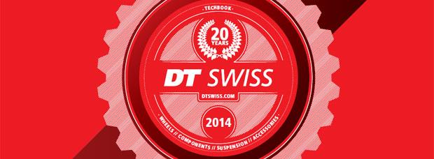 Catálogo de DT Swiss 2014. Toda la gama de componentes DT Swiss para la temporada 2014