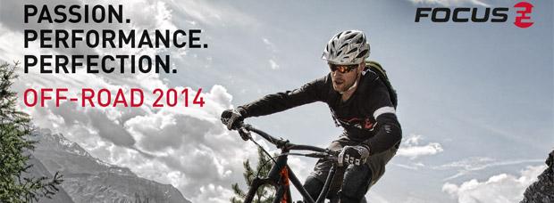 Catálogo de Focus 2014. Toda la gama de bicicletas Focus para 2014