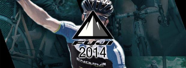 Catálogo de Fuji 2014. Toda la gama de bicicletas Fuji para la temporada 2014
