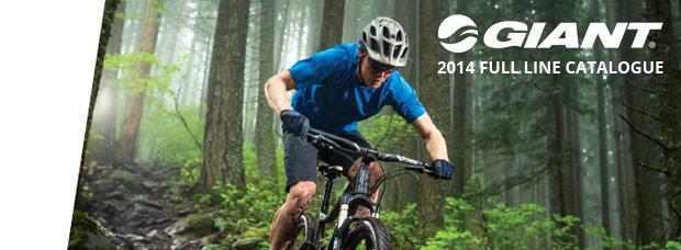 Catálogo de Giant 2014. La gama completa de bicicletas Giant para la temporada 2014