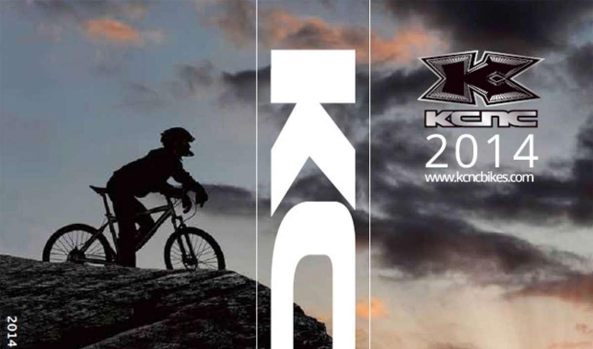 Catálogo de KCNC 2014. Todos los componentes de KCNC para la temporada 2014