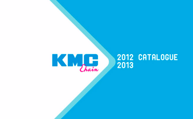 Catálogo de KMC 2013. Toda la gama de cadenas para bicicletas de KMC para la temporada 2013