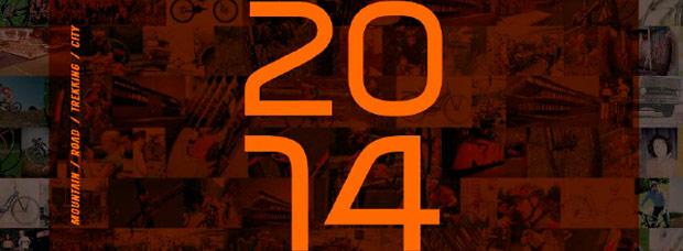 Catálogo de KTM 2014. Toda la gama de bicicletas KTM para la temporada 2014