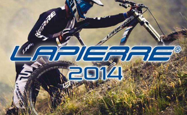 Catálogo de Lapierre 2014. Toda la gama de bicicletas Lapierre para 2014