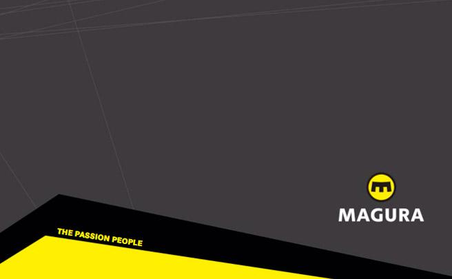 Catálogo de Magura 2013. Toda la gama de componentes Magura para 2013