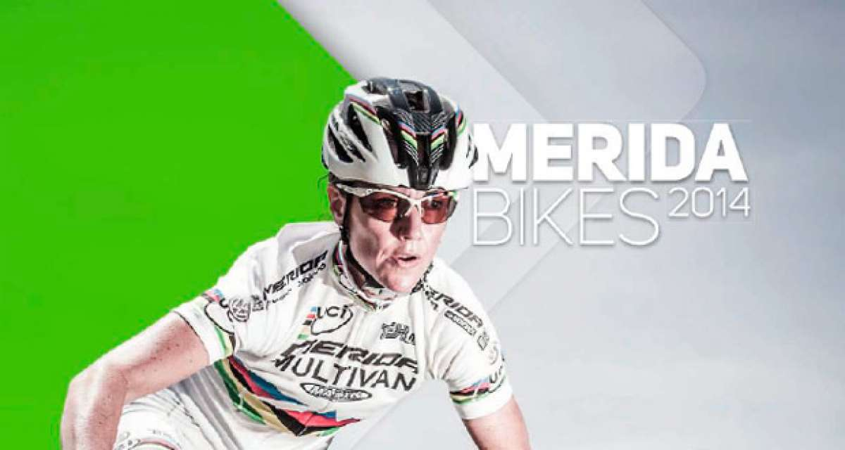 Catálogo de Merida 2014. Toda la gama de bicicletas Merida para la temporada 2014