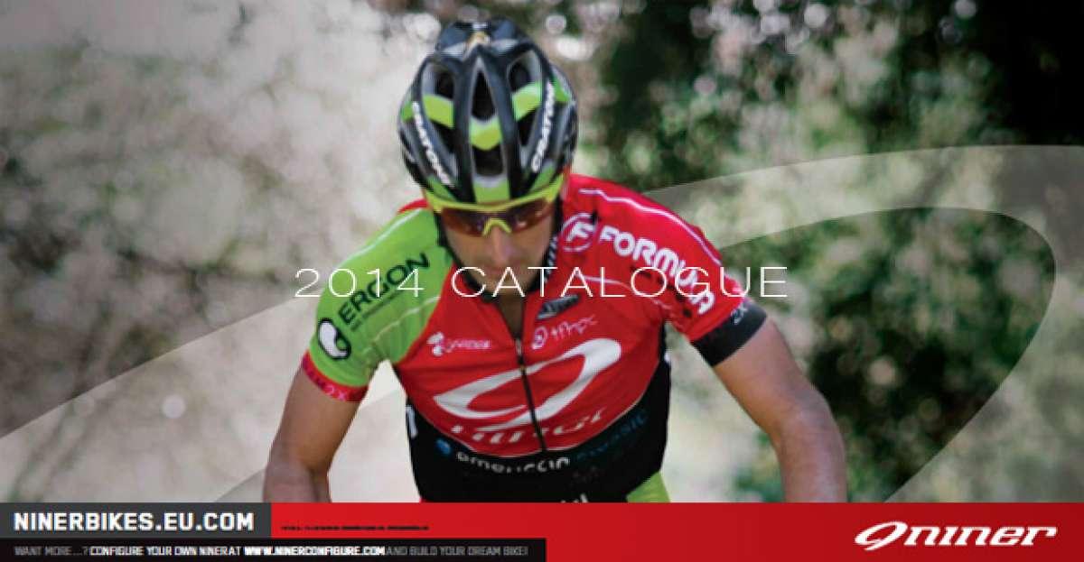 Catálogo de Niner 2014. Toda la gama de bicicletas Niner para la temporada 2014