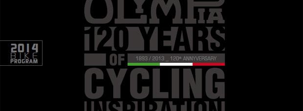 Catálogo de Olympia 2014. Toda la gama de bicicletas Olympia para 2014