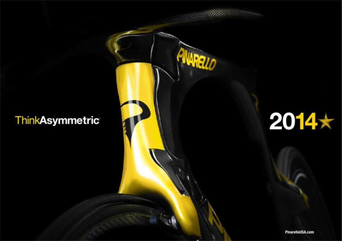 Catálogo de Pinarello 2014. Toda la gama de bicicletas Pinarello para la temporada 2014