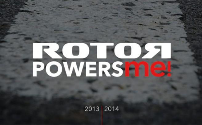 Catálogo de Rotor 2014. Toda la gama de componentes Rotor para la temporada 2014