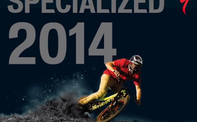 Catálogo de Specialized 2014. Toda la gama de bicicletas Specialized para la temporada 2014