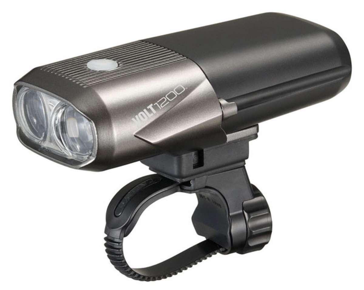 Cateye Volt 1200: Nuevo faro LED recargable de 1200 lúmenes para 2014