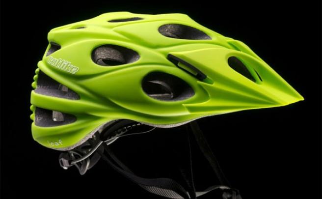 Catlike Leaf: Uno de los mejores cascos de 2013 para practicar ciclismo de montaña