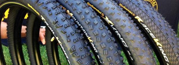 Una nueva y completa gama de cubiertas para ruedas de 27.5 pulgadas de Continental