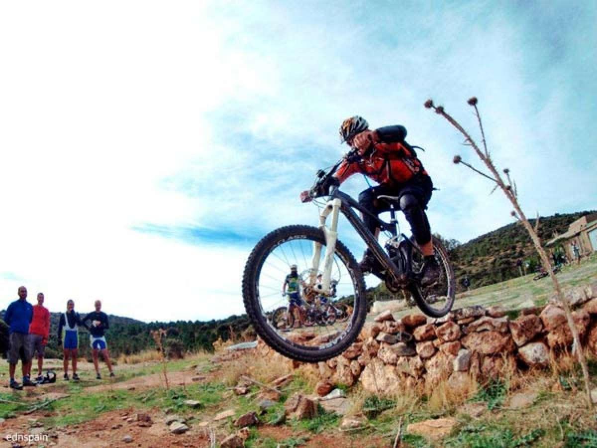 """La foto de la semana en TodoMountainBike: """"El Cortijo La Cruz (Almería, España)"""""""
