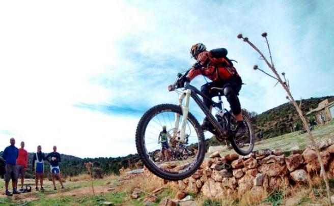La foto de la semana en TodoMountainBike: 'El Cortijo La Cruz (Almería, España)'