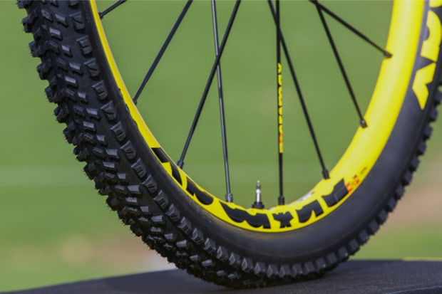 El nuevo sistema conjunto de rueda y neumático Mavic CrossMax: Primer contacto